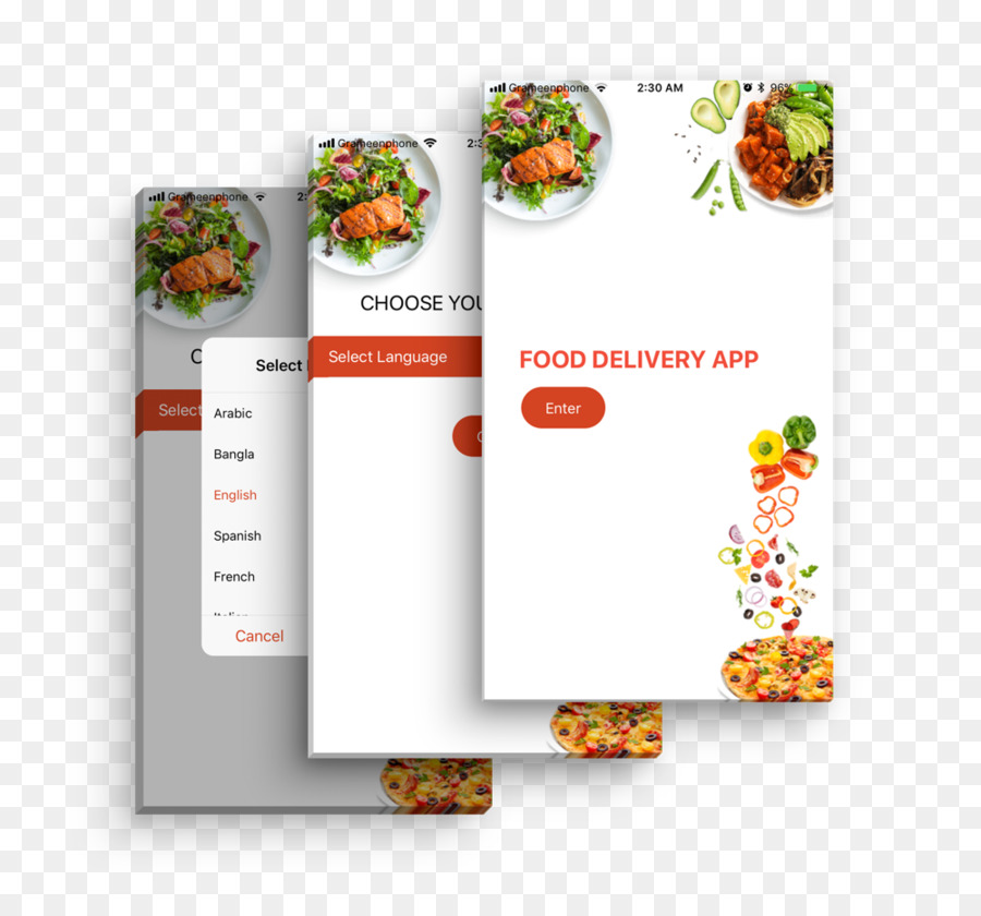 Online Food Ordering Delivery Restaurant Menu Template Png 1000 917 Free Transpa