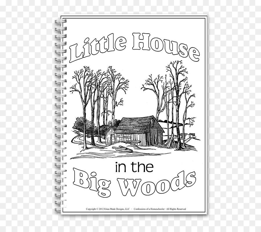 Pequeña Casa en los Grandes Bosques Pequeños de la Casa para ...
