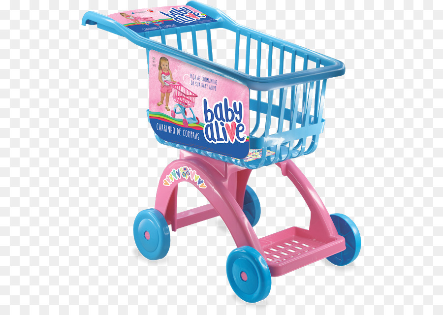 Baby Alive Clothes At Walmart Fascinating Baby Alive Doll Shopping Cart Infant Doll Png Download 6060