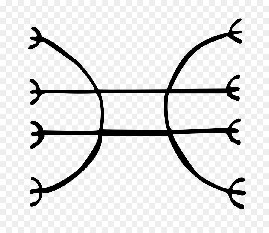 Icelandic Magical Staves Runes Vegvsir Magic Symbols Png Download