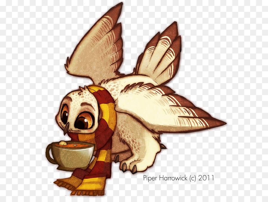 harry potter hedwig desenho de coruja harry potter