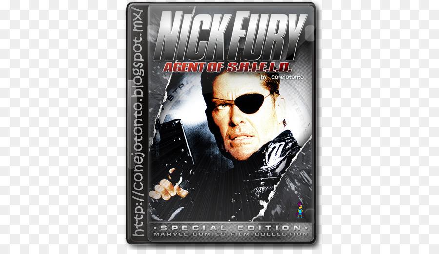 Nick Fury Agent Of S H I E L D Johnny Blaze Action Film Nick Fury