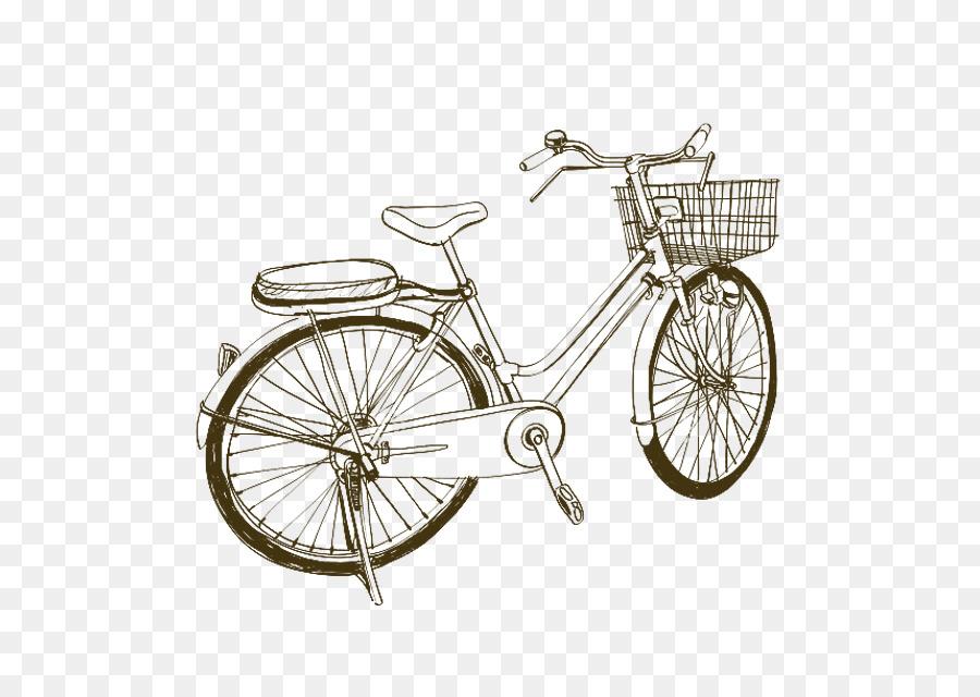 [Paling dicari] Gambar Sketsa Sepeda