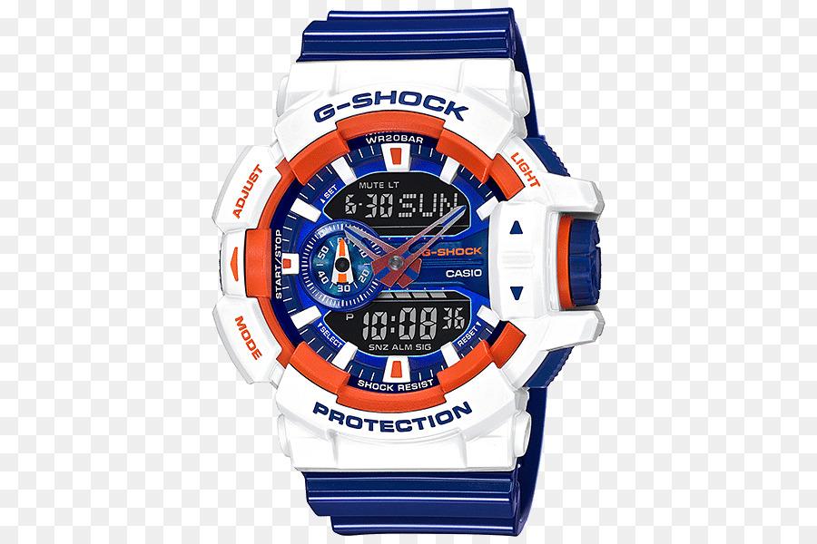 e02a0d012118 G-Shock GA-400 Shock-resistant watch Casio - watch png download ...