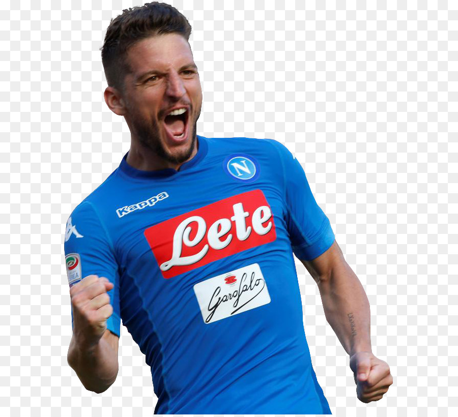 Camiseta Napoli DRIES MERTENS
