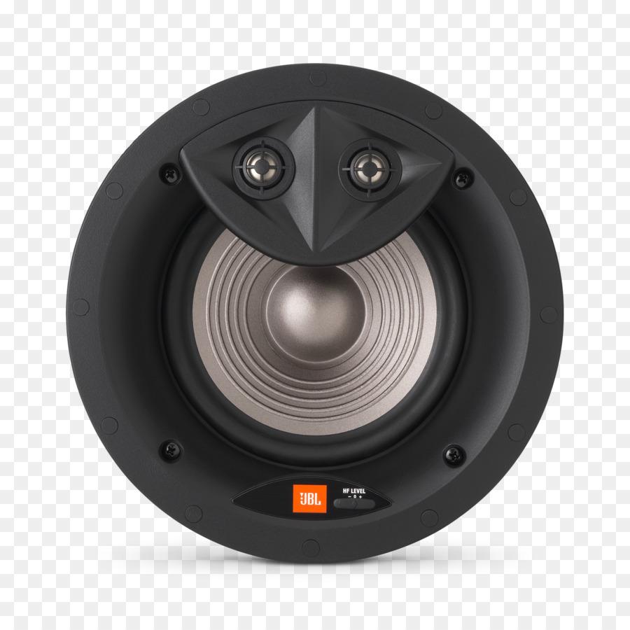 Loudspeaker Car Subwoofer png download - 1605*1605 - Free