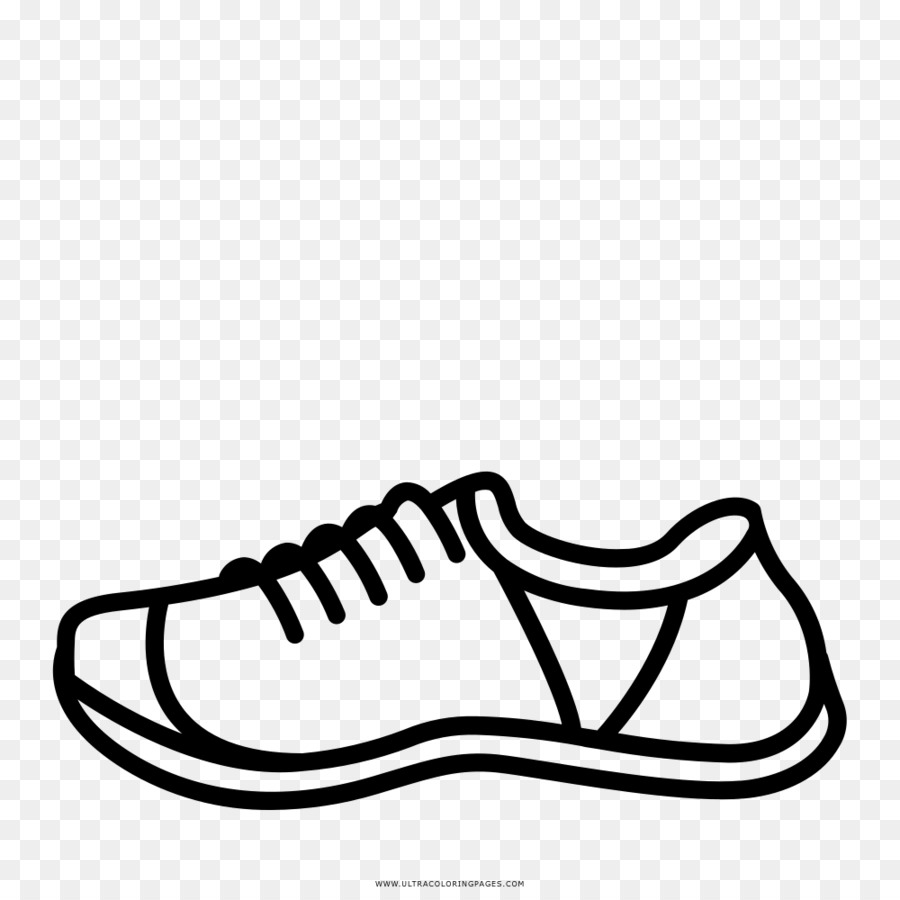 Shoe Drawing Sneakers Coloring Book Running