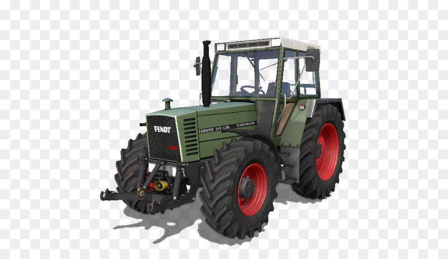 Farming Simulator 17 Tractor png download - 512*512 - Free