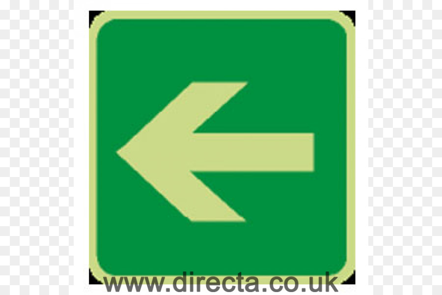 exit sign emergency exit sticker green arrow material png download
