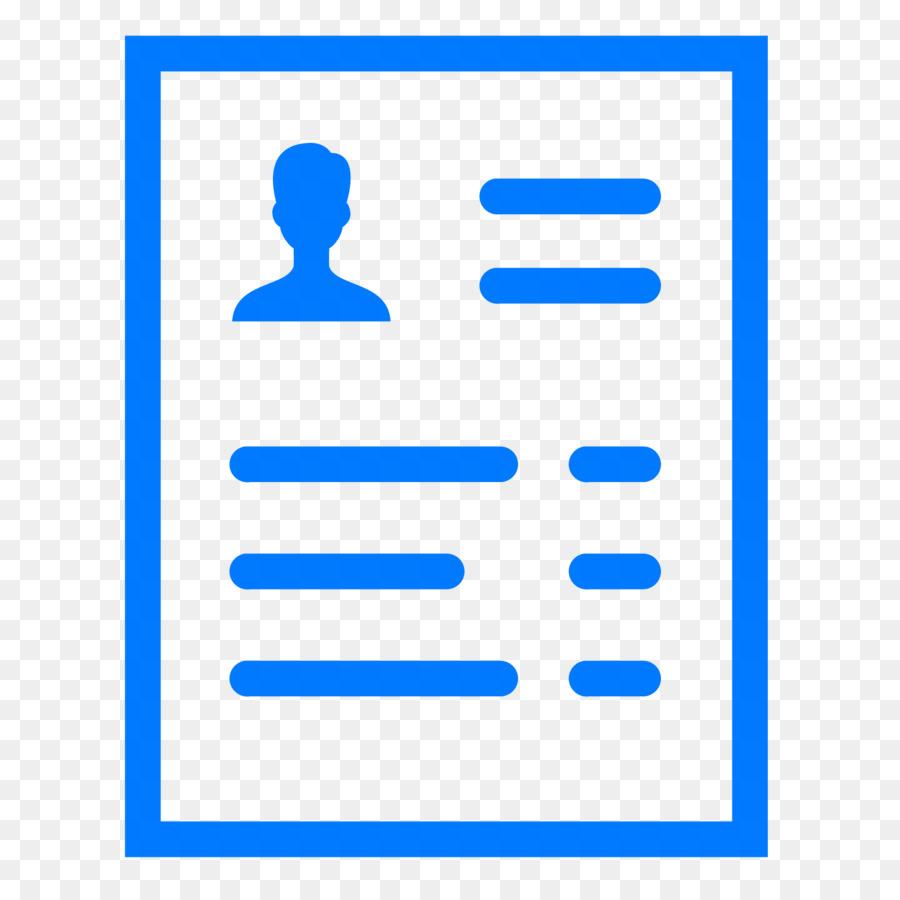 Résumé Curriculum Vitae Computer Icons Cover Letter   Cv Icon
