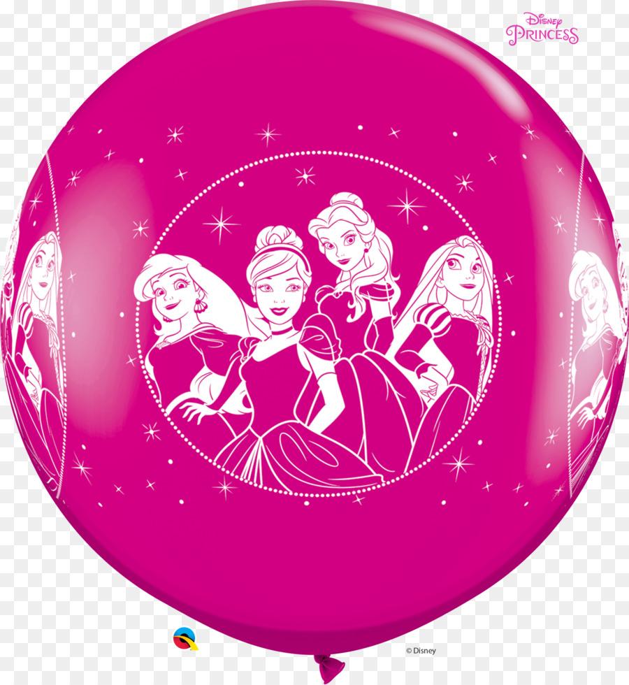 Minnie Mouse Disney Princess Jasmine Mini Mainan Balon Tikus