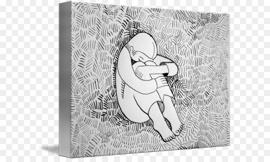 paper drawing white m 02csf crying woman png download 650 533