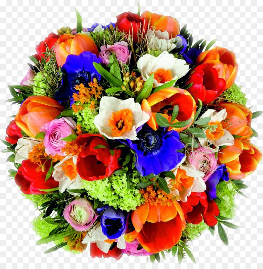 Floral Design Blumen Strauss Geburtstag Schnittblumen Blume Png