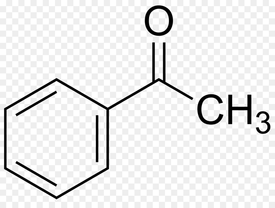 Acetophenone Chemical Formula Chemistry Chemical Compound Molecule