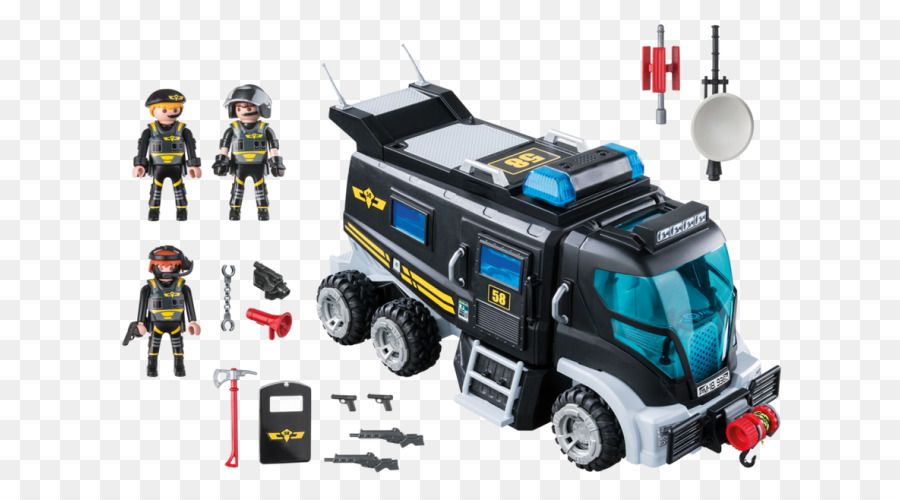 Playmobil Polizei Truck Lego Swat Toys R Us Swat Png
