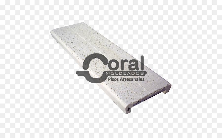 Piastrella per pavimento di cemento angolo di corallo moldeados