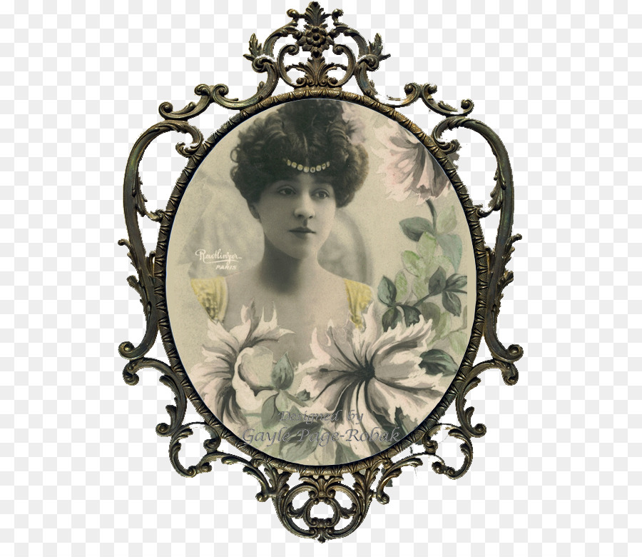 Picture Frames Drawing Mirror Vintage clothing - mirror png download ...