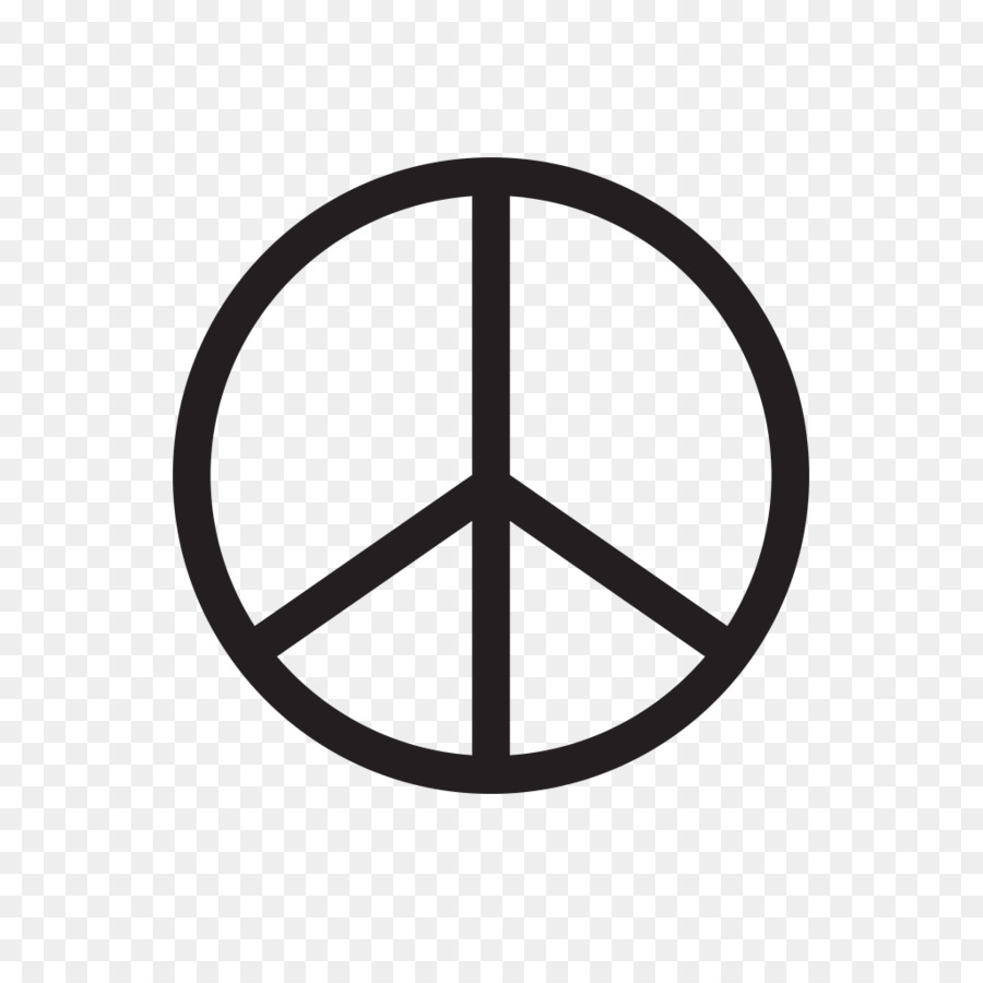 Peace Symbols Happiness Hippie Symbol Png Download 10241024