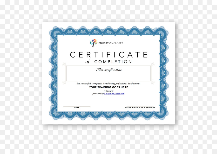 Personal Trainer Professional Certification Academic Certificate