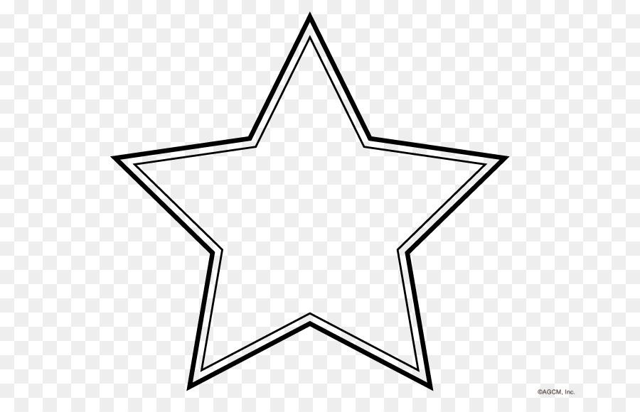 Forma de la estrella de libro para Colorear, imágenes prediseñadas ...