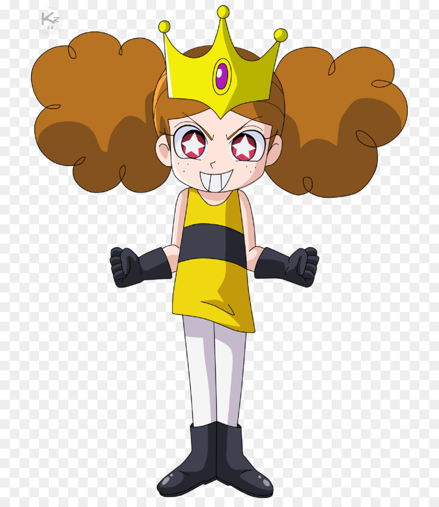 La Princesa Morbucks Profesor Utonium Kuriko Akatsutsumi De ...