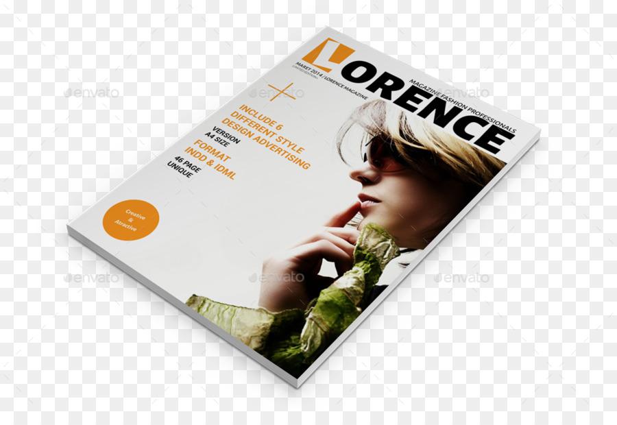 Adobe InDesign Encapsulated PostScript PDF Magazine - magazine ...