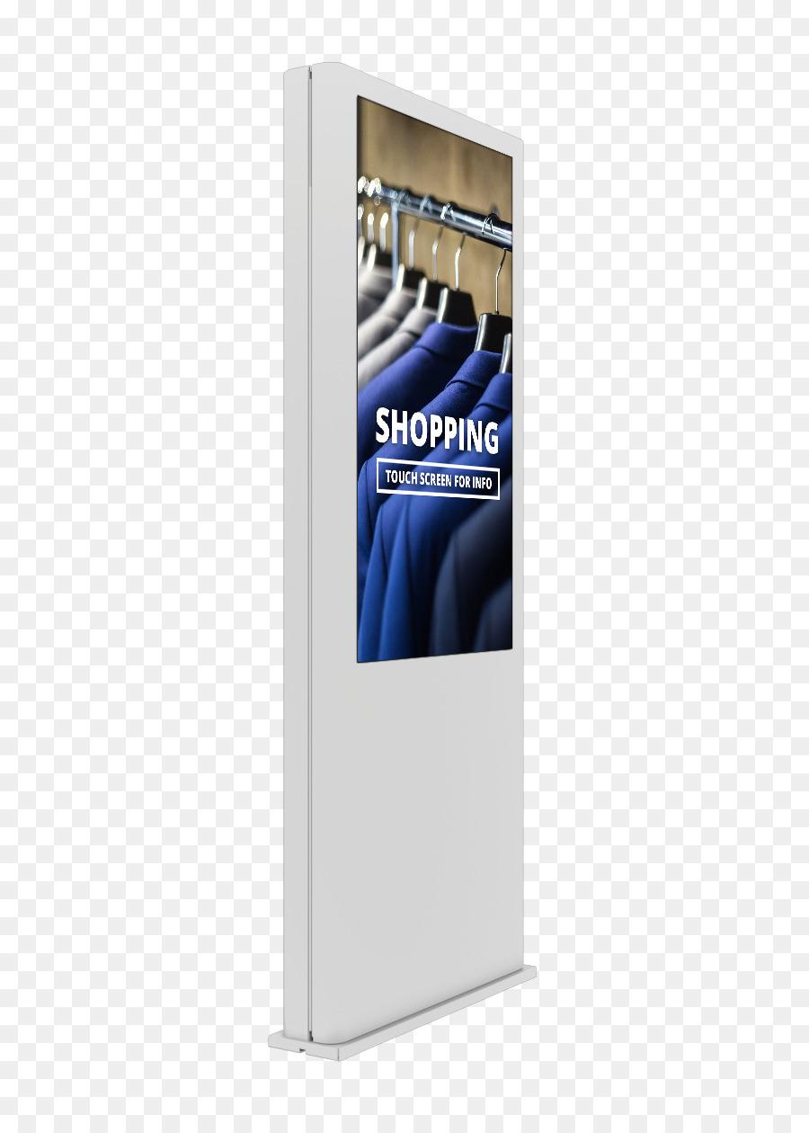 Kiosk Advertising png download - 566*1243 - Free Transparent
