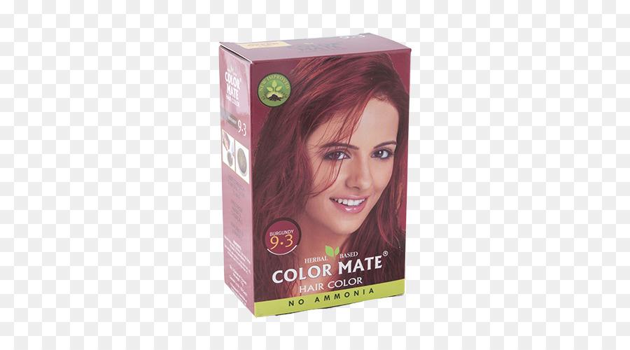 Pewarna Rambut Henna Coklat Warna Rambut Manusia Rambut Unduh