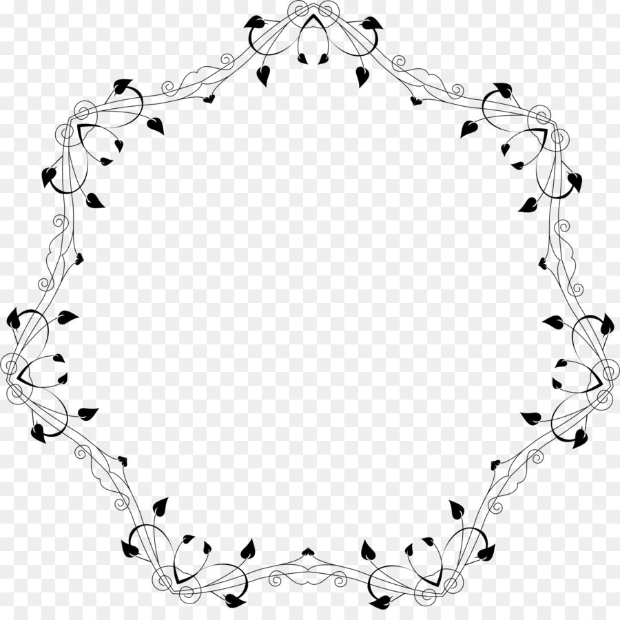White Picture Frames Body Jewellery Point Clip art - border-baby png ...