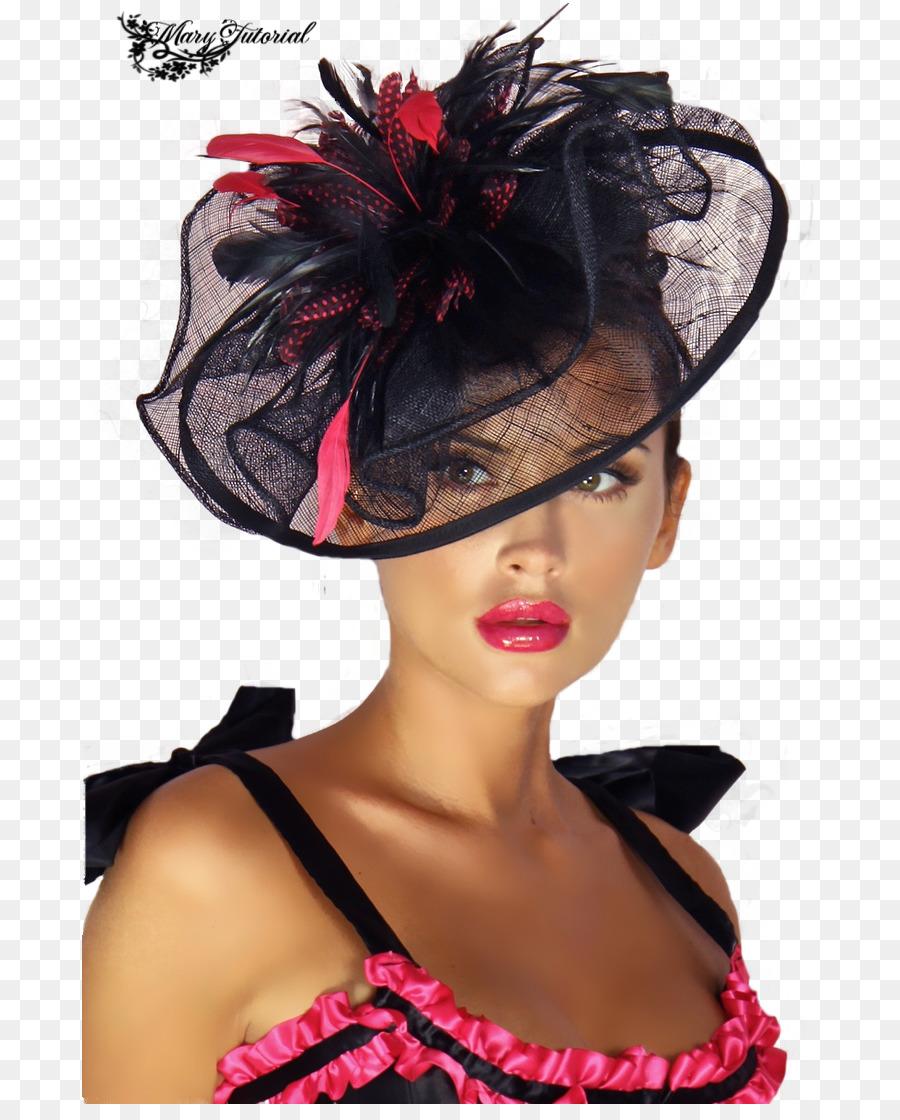 b11eeac76c Fascinator Bowler hat Headgear Fuchsia - Hat png download - 736 1104 - Free  Transparent Fascinator png Download.