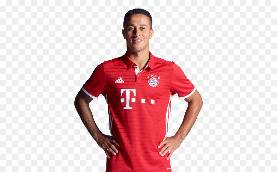 Camiseta FC Bayern München Thiago
