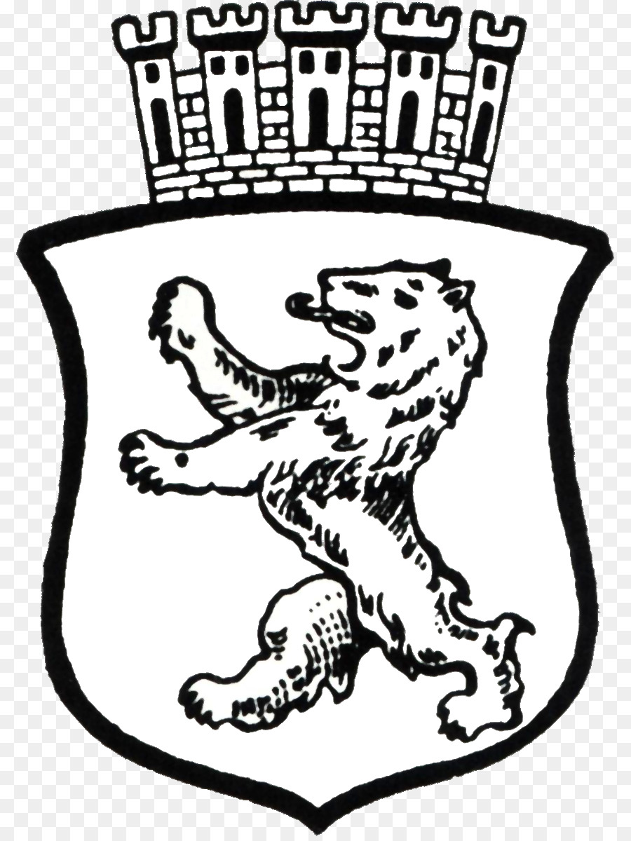 Coat of arms of Berlin Ausmalbild West Berlin - Knight png download ...