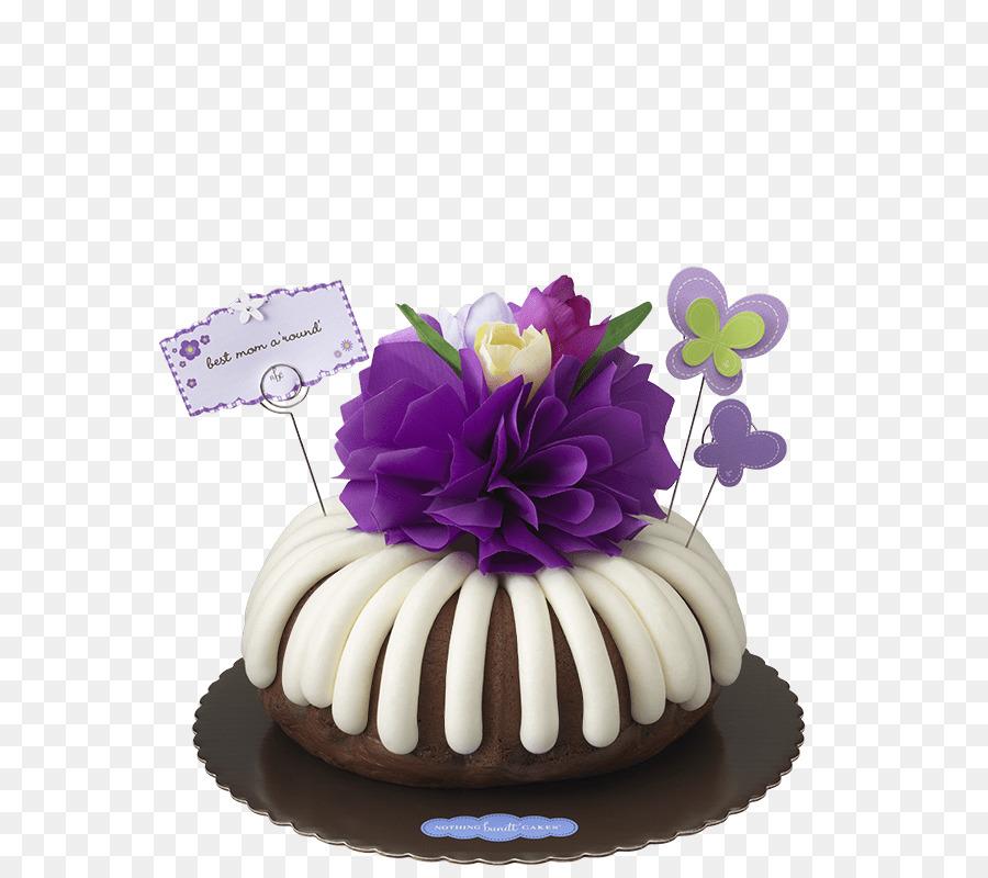 Bundt Cake Birthday Wedding Decorating PNG