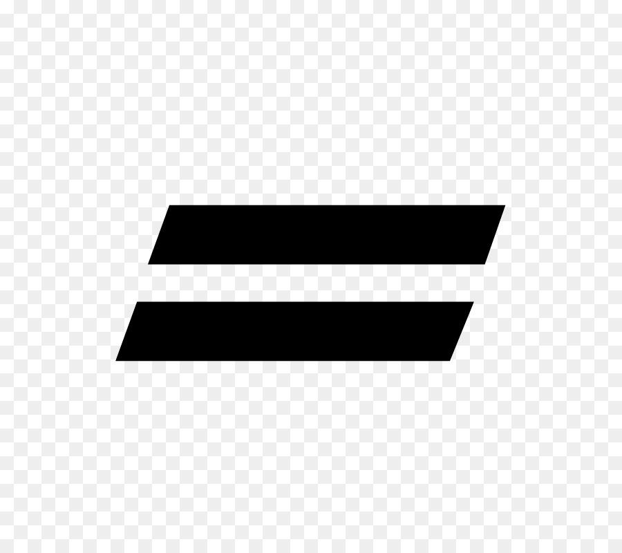 Equals Sign Equality Symbol Tenby Mathematics Symbol Png Download