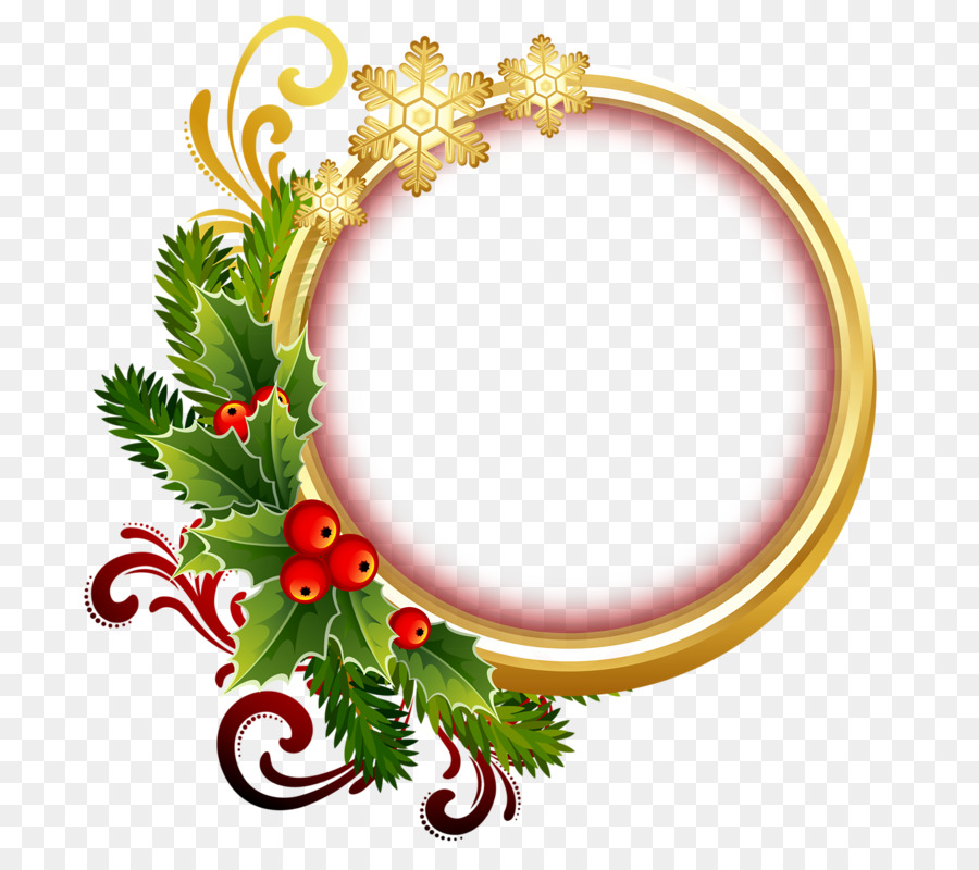 Christmas Ornament Picture Frames Photography Christmas Png