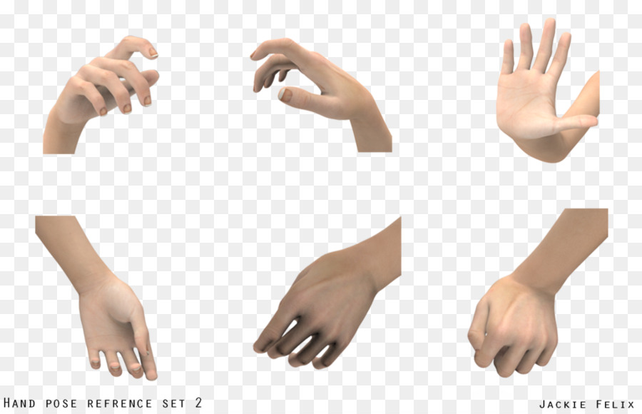 thumb hand model deviantart reference hand drawing png download