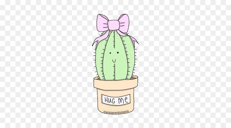 Cactaceae Drawing Tumblr Pine Others Png Download 500 500 Free