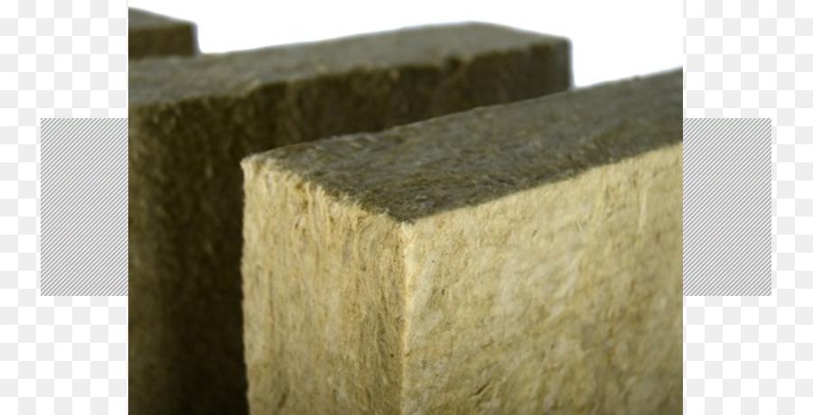 Mineralwolle Material Betonplatte Warmedammung Gebaude Isolierung