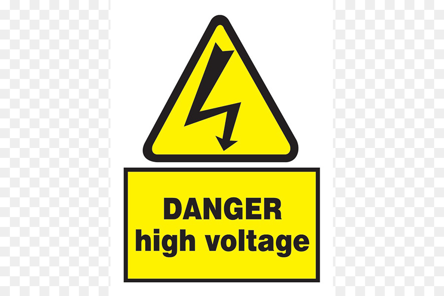 Hazard Symbol Electrical Injury Risk Electricity Others Png