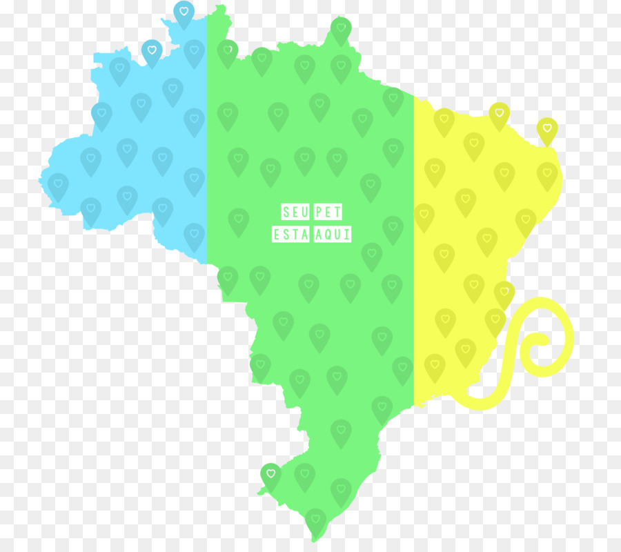 Campo Grande Map Manaus - map png download - 2000*1762 - Free ...