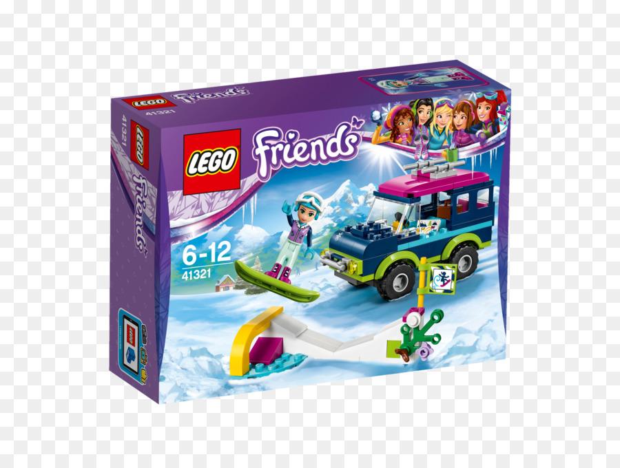 41321 Amigos Nieve De Resort Lego 35qAj4LR