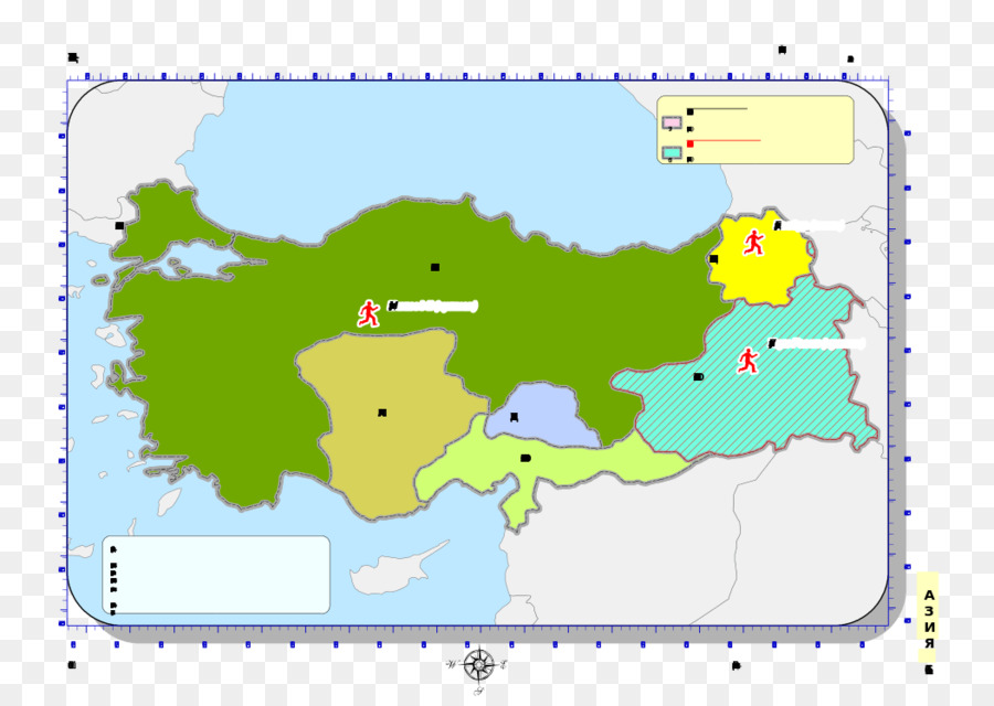 Flag of Turkey Vector Map - map png download - 1052*744 - Free ...