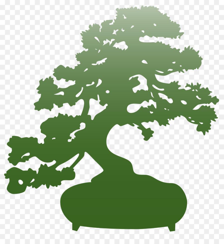 Bonsai The Karate Kid Tree Flowerpot Clip Art Bonsai Png Download