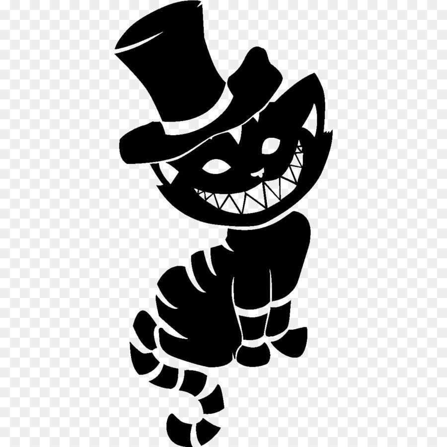 Cheshire Cat Mad Hatter Tattoo Alices Adventures In Wonderland