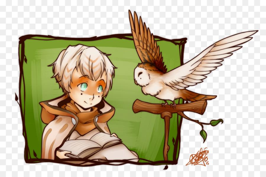 Burung Hantu Peri Kartun Mamalia Burung Hantu Unduh Mamalia
