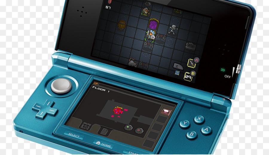 Wii New Nintendo 3DS Game Boy - nintendo png download - 1000
