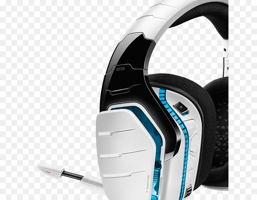 Logitech G933 Artemis Spectrum Technology png download - 700*700