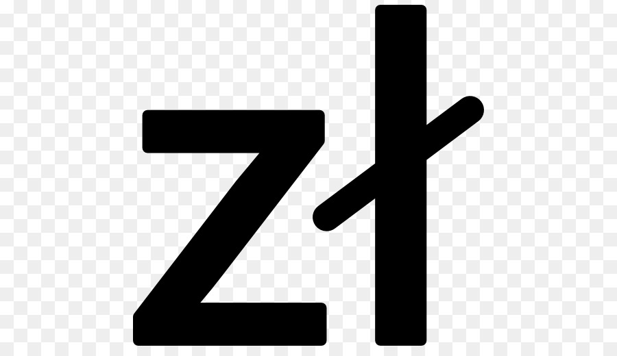 Saudi Riyal Polish Zoty Currency Symbol Poland Poland Icon Png