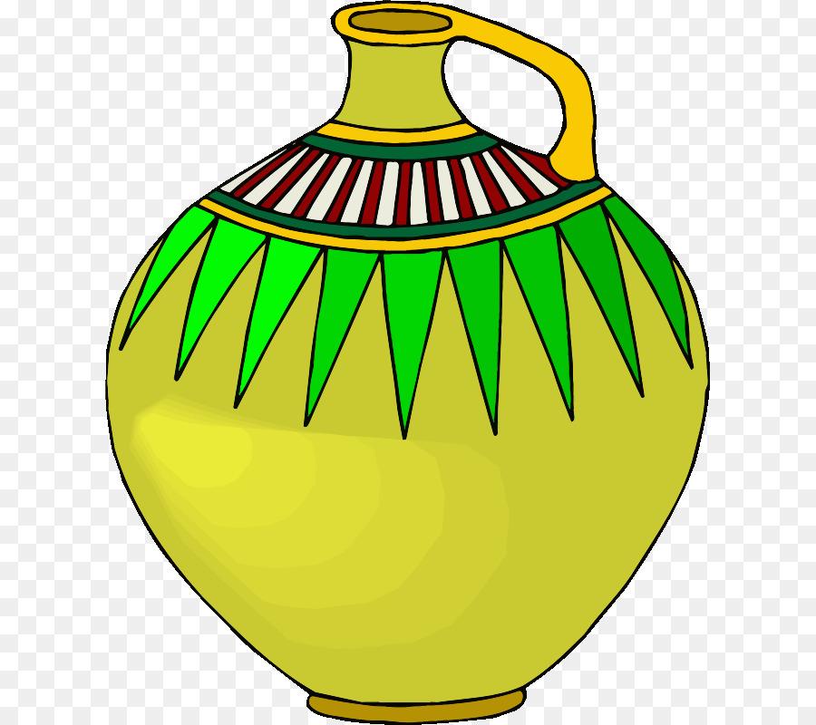 Vase Clip Art Vase Png Download 667800 Free Transparent Green