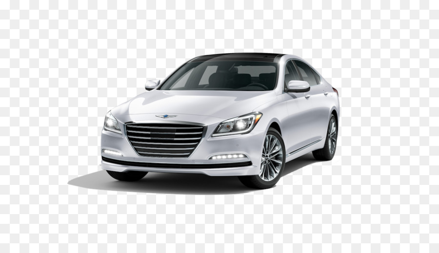 2017 Genesis G80 Hyundai Car Vehicle Png